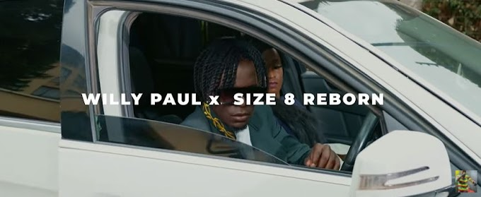 VIDEO | Willy Paul Ft. Size 8 Reborn - Lenga | Mp4 Download