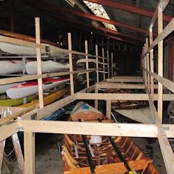 Renovering af bådehal 2011/12