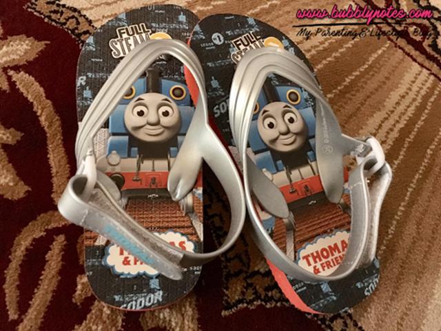Thomas and Friends Berpisah Tiada! 10