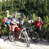 Bike - E-MTB Rosengarten - Val di Fassa Umrundung