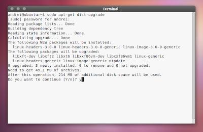 Linux Kernel 3.0.0
