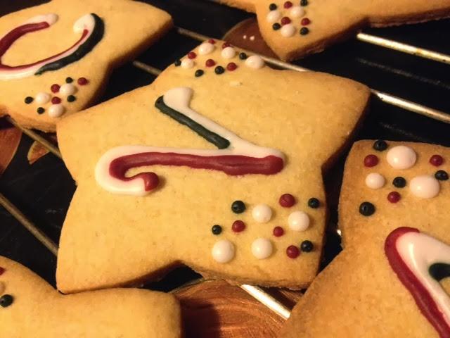 tutti i biscotti natalizi per darvi qualche idea!!