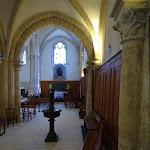 Église Saint-Germain de Charonne : baptistère