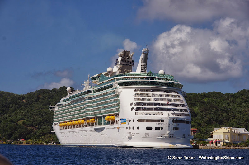 01-01-14 Western Caribbean Cruise - Day 4 - Roatan, Honduras - IMGP0896.JPG