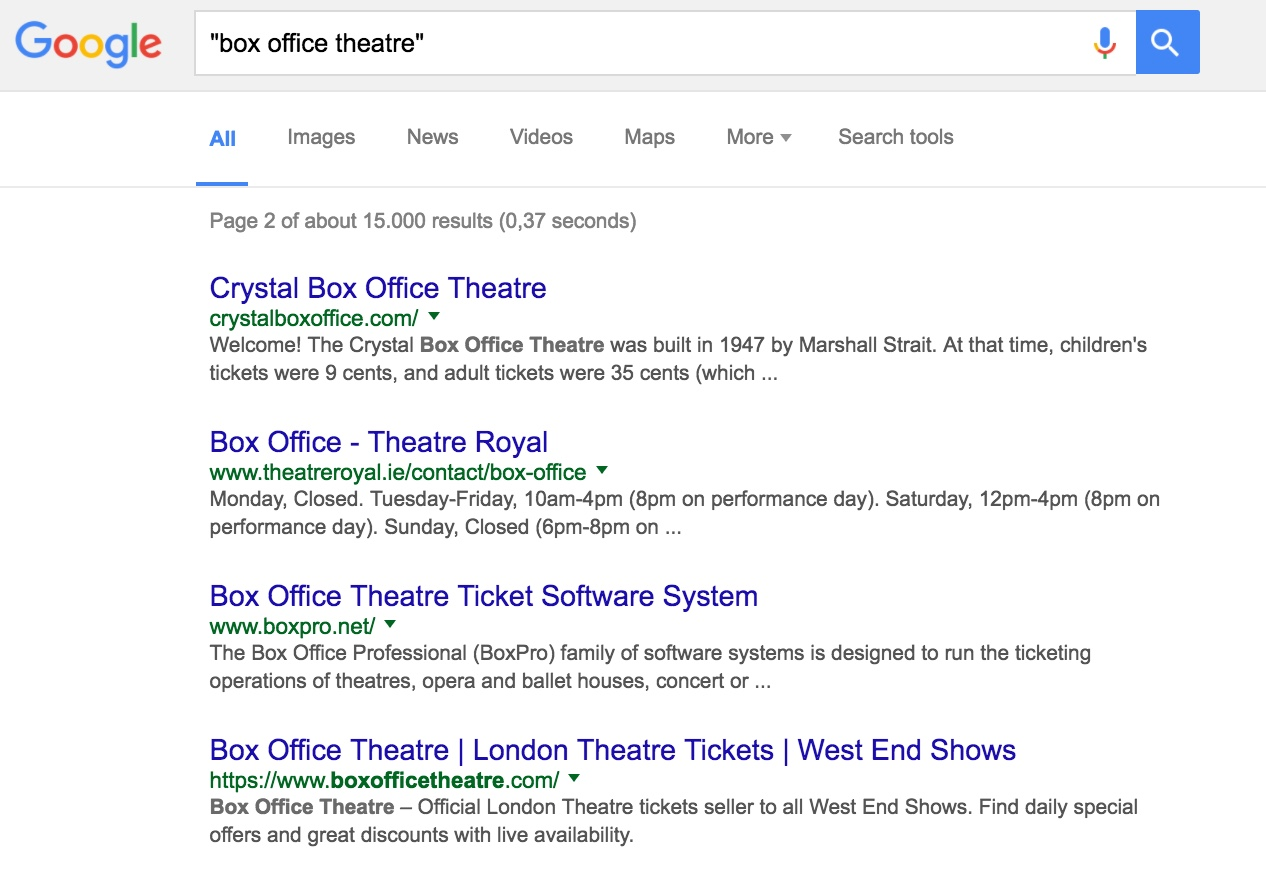 how to remove name from search results google