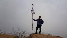 호압사 장군봉 돌산국기봉 서울대입구 등산