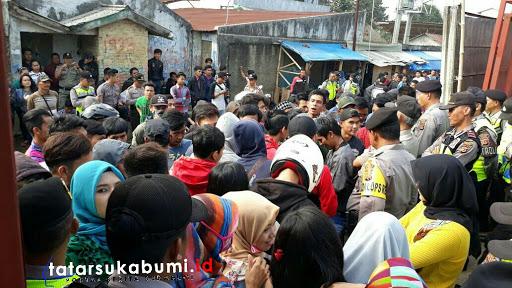 600 Karyawan CV BAS Cikembar Kembali Unjuk Rasa Tagih Gaji