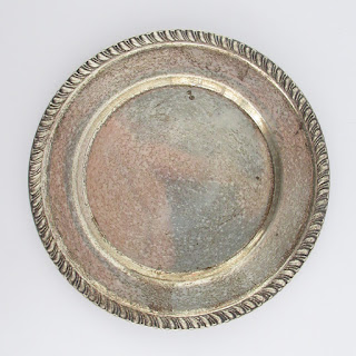 """Sterling Silver 5"""" Dish"""