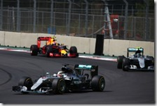 Lewis Hamilton vince il gran premio del Messico 2016