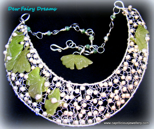 Dew Fairy Dreams by Caprilicious Jewellery