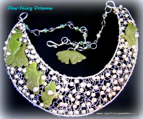 Dew Fairy Dreams by Caprilicious Jewellery