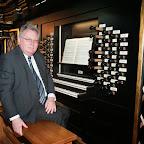 Orgelkonzert in der Osterzeit - Edgar Krapp - Stiftskirche Wilten - 07.05.2015