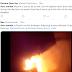 Amu market in Mushin on fire (photos)