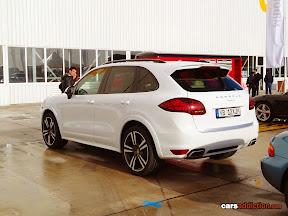 Facelift Porsche Cayenne