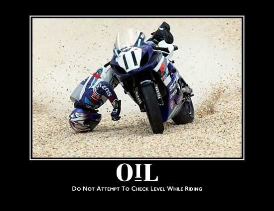 Naljateema - Page 4 Oil-funny-motivational-poster-do-not-attempt-to-check-while-riding