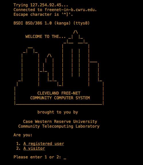 Cleveland Free-Net