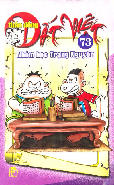 Thần Đồng Đất Việt Tập 73