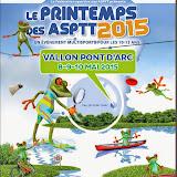 Printemps des ASPTT 2015