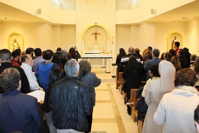 Reunión de la Pastoral Hispana en la Arquidiócesis de Vancouver - IMG_3756.JPG