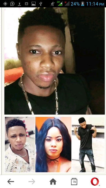 Photo Of BBNaija's Nina's Boyfriend, Collins Revealed. Nigerians React