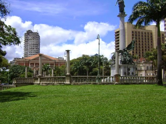 Praça da Republica - Belém do Parà