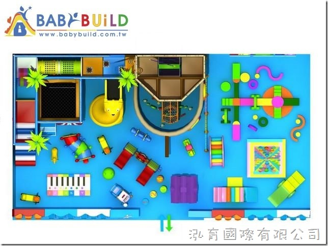 BabaBuild playground for 3D