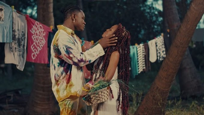 Video: Mbosso - Kiss Me || Download Mp4