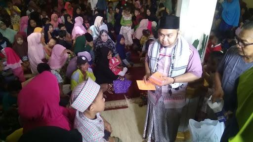 400 Anak Yatim Terima Santunan dari Masjid At-Taubah Sengkang