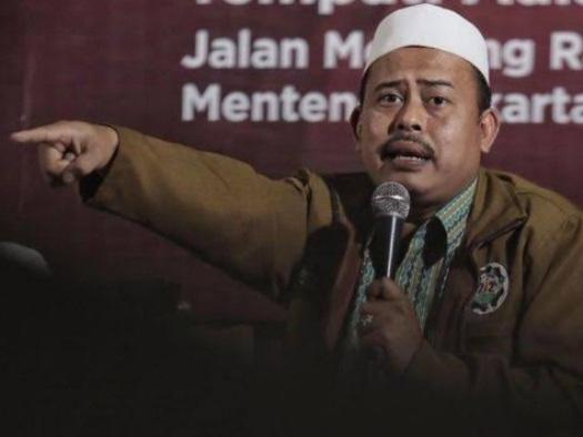 FPI hingga Rizieq Shihab Masuk Daftar Hitam Facebook, Slamet Maarif PA212: Dibenci Jokowi Kali Ya?