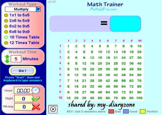 math trainer belajar asyik dan menyenangkan swf/flash matematika animasi dan simulasi media belajar materi swf untuk sd smp sma smk ma