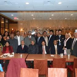 2012 Vayalar Ravi Reception