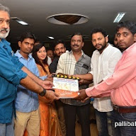 Ammayi Premalo Padithe Movie Opening