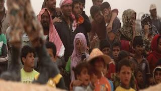 Syrie: des dizaines de milliers de réfugiés piégés dans des conditions «effroyables»