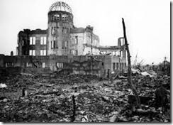 JAPAN TOKYO DESTROYED