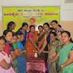 panchamasali davangere Dist Mahila Ghtaka Gurupornima Dated 21-07-2015