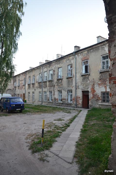Pałac Zamoyskich odtyłu