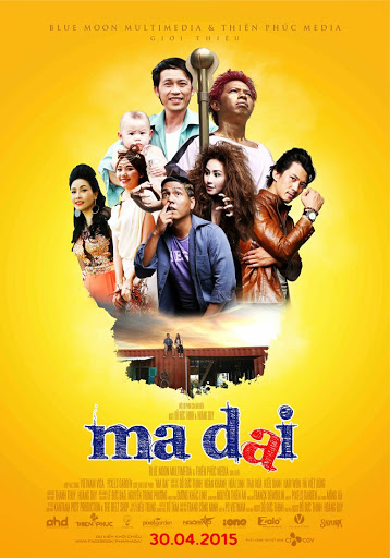 Ma Dai Phim chiếu rạp việt
