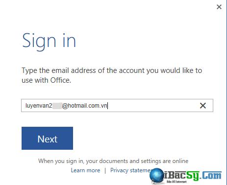 cách kích hoạt Microsoft Office 365 bản quyền - Hình 11