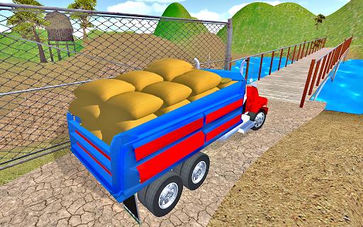 Code Triche 3D Truck Driving Free Truck Simulator Game APK MOD screenshots 1
