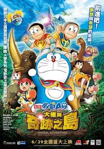 Nobita Và Hòn Đảo Kỳ Tích - Doraemon Nobita And The Island Of Miracles poster