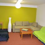 Otevírání společenské místnosti (listopad 2011)