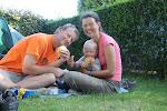 Idylische maaltijd in Koksijde Belgie