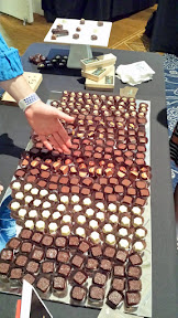Scenes from Sake Fest PDX 2015 - Batch PDX Chocolates