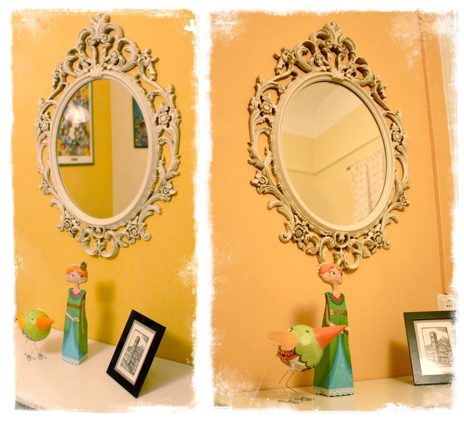 Amandadas marzo 2011 - Hacer marco espejo ...