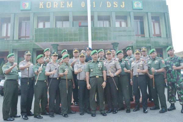 Sinar Ngawi hari ini: Pengamanan Suro Agung Tahun 2015 di Madiun ini penting dan menjadi perhatian semua pihak tidak hanya kepolisian atau TNI saja
