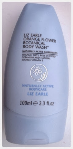 Liz Earle Orange Flower Botanical Body Wash