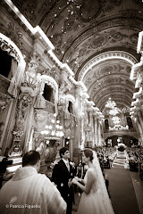 Foto 1032pb. Marcadores: 29/10/2011, Casamento Ana e Joao, Igreja, Igreja Sao Francisco de Paula, Rio de Janeiro