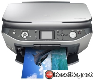 Reset Epson RX640 printer Waste Ink Pads Counter