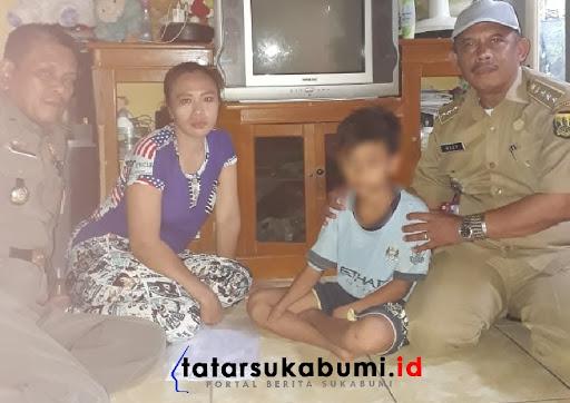 Bocah Tanpa Telapak Tangan dan Kaki di Sukabumi Butuh Jaminan Kesehatan