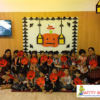 Halloween Carinval of Nursery Section ( 2017-18) at Witty World, Bangur Nagar